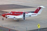 VH-AMR @ YSSY - 2011 Hawker Beechcraft Corp B200C, c/n: BL-167 at Sydney