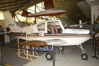 VH-CJZ - Gardan GY-80-180, c/n: 215 at Perth Aviation Heritage Museum