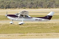 VH-FET @ YPJT - 2004 Cessna 182T, c/n: 18281400 at Jandakot
