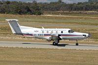 VH-NWO @ YPJT - 2001 Pilatus PC-12/45, c/n: 396 of RFDS at Jandakot