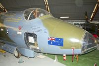 A84-230 - 1955 English Electric Canberra B.20, c/n: 30 at Perth Aviation Heritage Museum - by Terry Fletcher