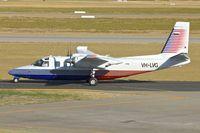 VH-LVG @ YPJT - 1979 Rockwell International 690B, c/n: 11551 at Jandakot