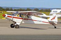 VH-BFY @ YPJT - 1980 Piper PA-18-150, c/n: 18-8109004 at Jandakot