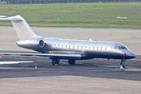 N103ZZ @ YSSY - 2008 Bombardier BD-700-1A11, c/n: 9308 at Sydney - by Terry Fletcher