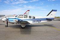 VH-PWP @ YPJT - Raytheon Aircraft Company G58, c/n: TH-2172