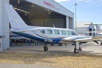 VH-XMM @ YPJT - 1979 Piper PA-31-350, c/n: 31-8052020 at Jandakot