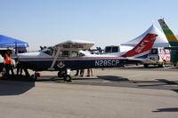 N285CP @ WJF - LA county airshow - by olivier Cortot