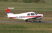 D-EBVM @ EDWG - take of - by Volker Leissing