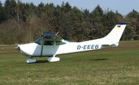 D-EEEB @ EDXY - taxi to the rwy - by Volker Leissing