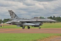 692 @ EGVA - Arriving RIAT 2012 - by John Coates