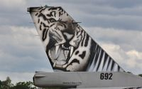 692 @ EGVA - Tail details - by John Coates