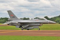 292 @ EGVA - Arriving RIAT 2012 - by John Coates