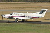VH-OWA @ YPJT - 2009 Pilatus PC-12/47E, c/n: 1115 of  the RFDS at Jandakot