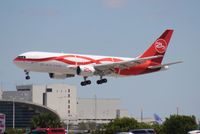 N768QT @ MIA - Dynamic Airways (21 Air) formerly of Tampa Colombia Cargo 767