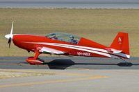 VH-NBX @ YPJT - 1999 Extra EA-300L, c/n: 082 at Jandakot