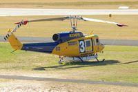 N234PH @ YPJT - Bell 214B-1, c/n: 28050 at Jandakot on fire-fighting duties