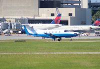 N769AF @ PBI - Pilatus PC-12/47