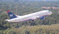 N769US @ TPA - US Airways A319