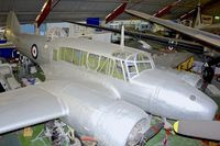 VH-BEL - Avro 652A Anson 1, c/n: W2121 at perth Aviation Heritage Museum