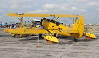 N773N @ YIP - Naval Aircraft Factory N3N-3
