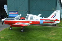 G-CCMI @ EGBO - at the Wings and Wheels  fly in - by Chris Hall