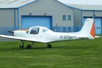 G-GPSR @ EGBO - Westbeach Aviation - by Chris Hall