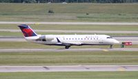 N801AY @ DTW - Delta Connection CRJ-200