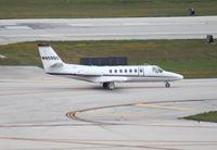 N809QS @ FLL - Net Jets C560