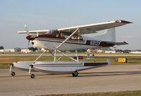 N812F @ LAL - Cessna 185F