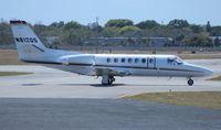 N812QS @ ORL - Net Jets C560