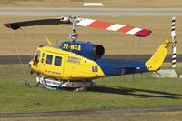 P2-MSA @ YPJT - Bell 214B, c/n: 28065 at Perth Jandakot