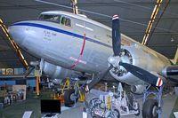 VH-RGL - 1945 Douglas C-47B Skytrain, c/n: 16960/34220 at Perth Aviation Heritage Museum