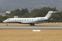 ZK-KFB @ YPPH - The 4th re-use of ZK-KFB marks on different Gulfstreams - this time on a G650 at Perth International