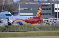 B-2729 @ KPAE - Hainan Airlines. 787-8 Dreamliner. B-2729 cn 34941 79. Pre delivery. Everett - Snohomish County Paine Field (PAE KPAE). Image © Brian McBride. 22 November 2013 - by Brian McBride