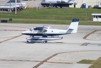 N814BC @ FLL - Twin Otter on floats