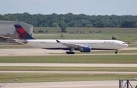 N814NW @ DTW - Delta A330-300