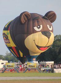 N820SB @ LAL - Sugar Bear