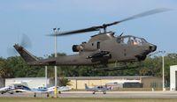 N826HF @ EVB - Bell AH-1F