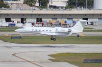 N826RP @ FLL - Gulfstream G-IV