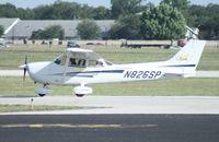 N826SP @ ORL - Cessna 172S