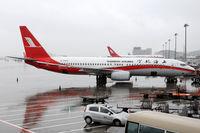 B-5076 @ ZSPD - Shanghai Airlines - by Martin Nimmervoll