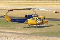 N234PH @ YPJT - Bell 214B-1, c/n: 28050 at Jandakot