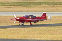 VH-SRP @ YPJT - Falco F8L