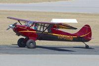 VH-JWM @ YPJT - Aviat A-1C, c/n: 3052 at Jandakot