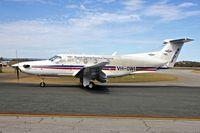 VH-OWI @ YPJT - 2010 Pilatus PC-12/47E, c/n: 1232 at Jandakot