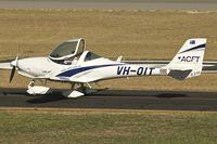 VH-OIT @ YPJT - 2012 Aquila A210 (AT01), c/n: AT01-252 at Jandakot - by Terry Fletcher