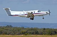 VH-NWO @ YPJT - 2001 Pilatus PC-12/45, c/n: 396 at Jandakot