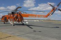 N243AC @ YPJT - Erickson S64E, c/n: 64022 at Jandakot , Perth , Western Australia
