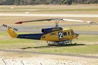 N49732 @ YPJT - 1976 Bell 214B-1, c/n: 28005 at Jandakot
