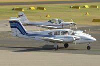 VH-HQZ @ YPJT - 1979 Piper PA-44-180, c/n: 44-7995012  at Jandakot
